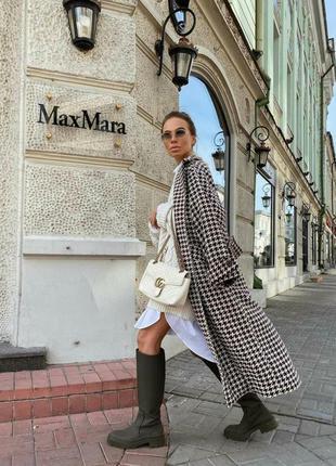 Пальто женское  в стиле zar*a
