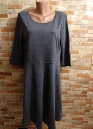 Новое базовое платье 52-54 размера