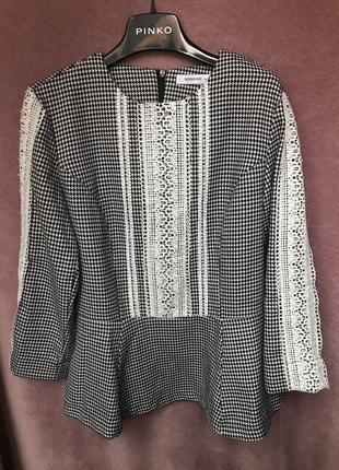 Reserved. блуза  Очень красивая на теле