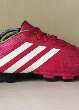 Футбольные бутсы adidas predito lz trx fg оригинал