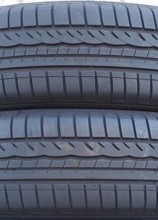 Шины бу 185/60 R15 Dunlop Sp Sport 01 Замена: 175/65/15