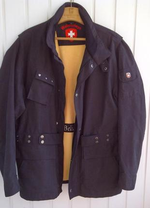 Куртка wellensteyn beliami, l