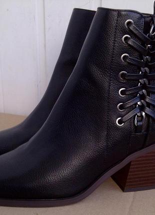 Осенние ботинки nine by savannah miller