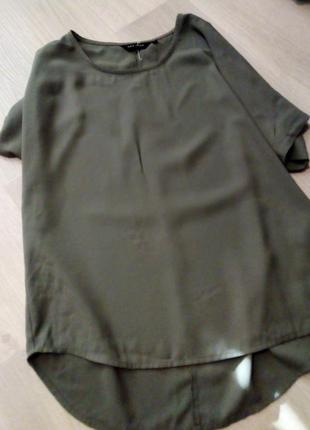 Блузка хаки new look