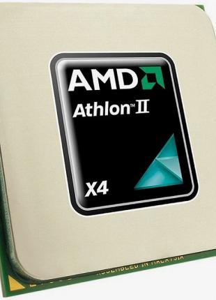 Четырехядерный AMD Athlon x4 635, socket AM3