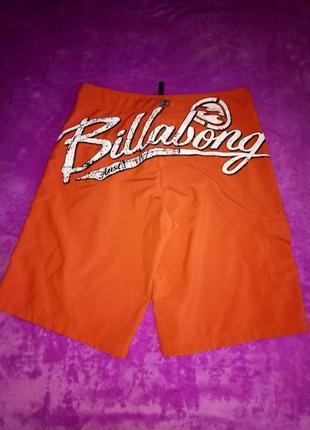 L/40/12 (34) billabong. мужские тканевые шорты
