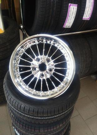 R16 5 120,хромовані диски для BMW,Vw t5