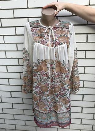 Блузка вышиванка в этно бохо стиль asos