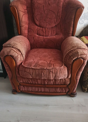 М'які крісла, зручні
