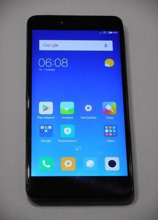 """Смартфон Xiaomi Redmi Note 2 - 4G - 5,5"""" - 8 Ядер - 2/32Gb -Идеал"""