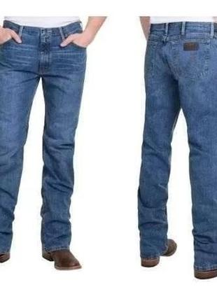 Джинсы wrangler 20x competition slim оригинал из сша