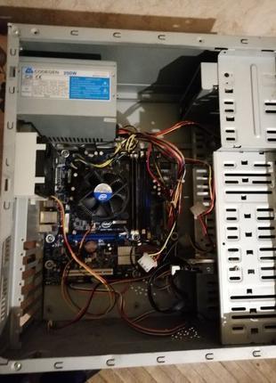 Xeon x 3440 4/8 (I7)