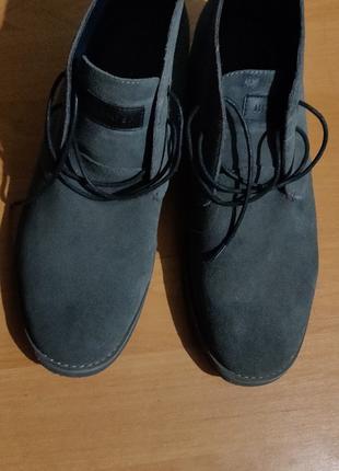 Мужские ботинки Tommy hilfinger оригинал