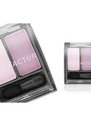 Max factor colour perfection duo eyeshadow тени для век двойные