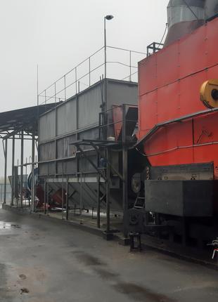 Генератор гарячого повітря ТГМ-2.50