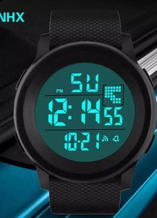 Мужские спортивные цифровые часы HONHX
