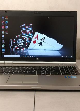 HP Elitebook 8570p, 15,6'' FHD, i7-3740QM, 8GB, 500GB, ATI Radeon