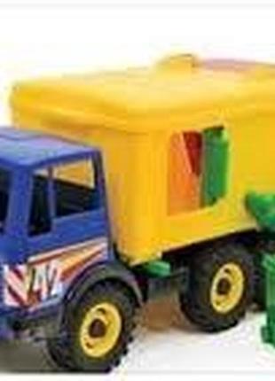 Вывоз мусора Киев Ирпень Буча Ворзель Газель Зил Камаз