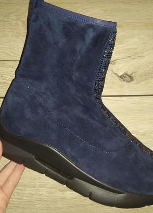 Женские ботинки деми осень толстая подошва жіночі полуботинки