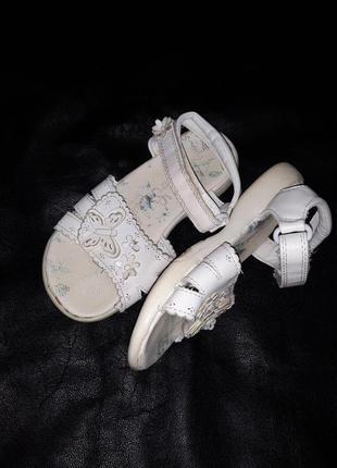Босоножки сандали обувь в садик тапочки george