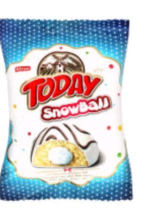 Кекс Snowball