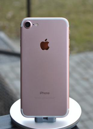 Apple iPhone 7 32Gb Rose Gold Оригинал БУ