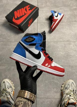 Nike air jordan 1 hi og fearlles