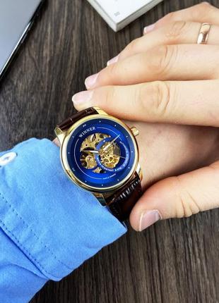 Наручные часы Winner 339 Наручні часи, годинник