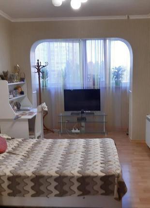 Красивая 3-комнатная квартира