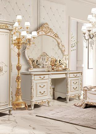 Элитная классическая спальня Версаль Слониммебель