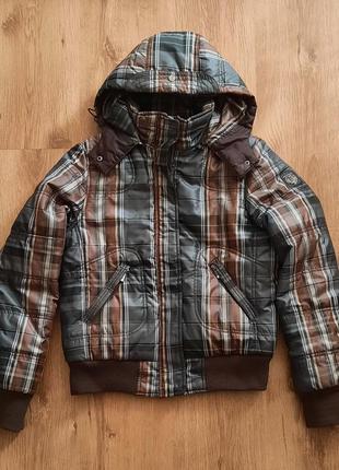 Куртка демисезонная justor размер м