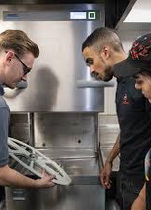 Ремонт та хімія для професійних посудомийних машин (сервіс)