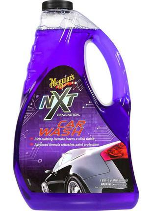 Автомобильный шампунь синтетический - Meguiar's NXT Generation Ca