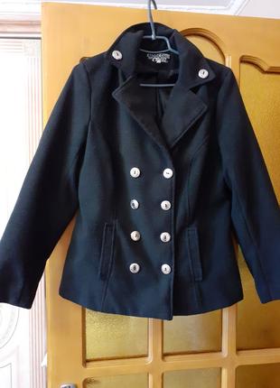 Пальто короткие