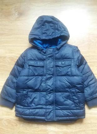 Зимний комлект OLD NAVY(куртка и полукомбинезон) на мальчика
