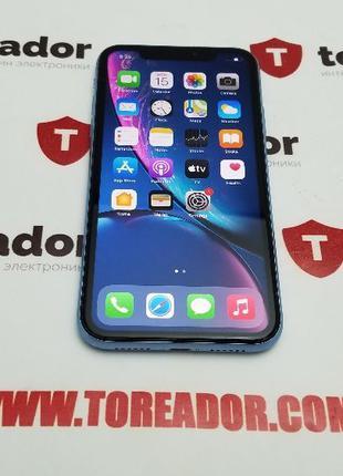 Apple iPhone XR 128gb Blue Neverlock 450$ X/Xs/XS Max/11 Pro/S...