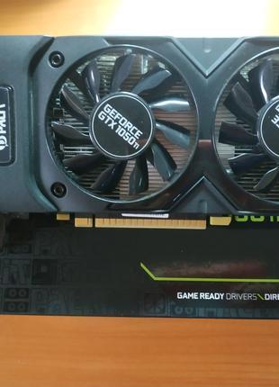 Palit GeForce GTX 1050 Ti DUAL OC 4096MB