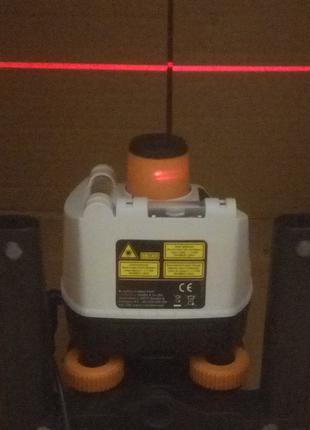 Лазерный Ротационный Нивелир Laserliner BEAM CONTROL - MASTER 120