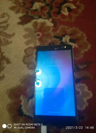 Телефон Xiomi redmi note 3