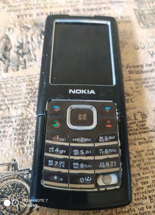 Nokia 6500.
