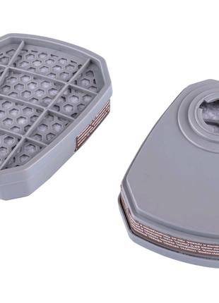 Фильтр сменный для Химик-2, 3 4, ЗМ 6000 3М 7500 крепление баенет