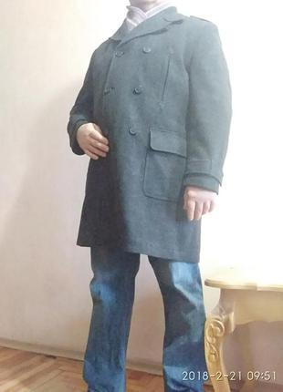 Мужское демисезонное пальто rosha john rosha