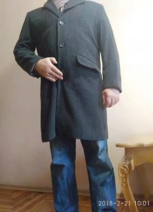 Пальто мужское демисезонное thomas nash