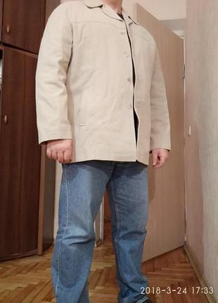 Плащ-пиджак демисезонный next, xl