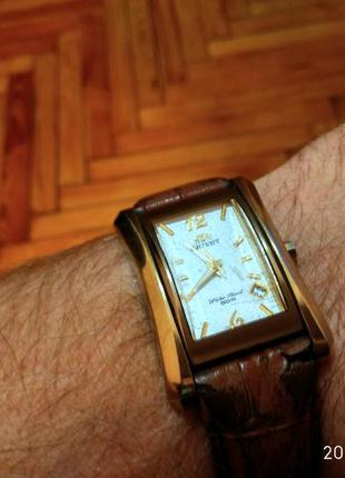Часы мужские, наручные orient (япония),кварцевые