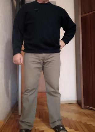 Свитер плотный, шерсть, nike golf (usa), xl