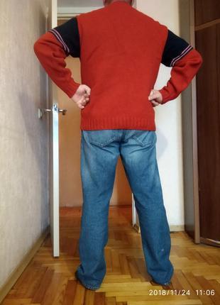 Свитер плотный, шерсть, 007 sportswear by columbia(usa), xl