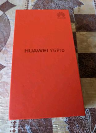 Huavei y6 pro 2018