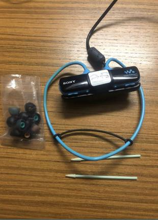 Sony NWZ-W274S 8гб для плавания