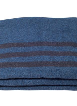 Одеяло полушерстяное армейское уставное